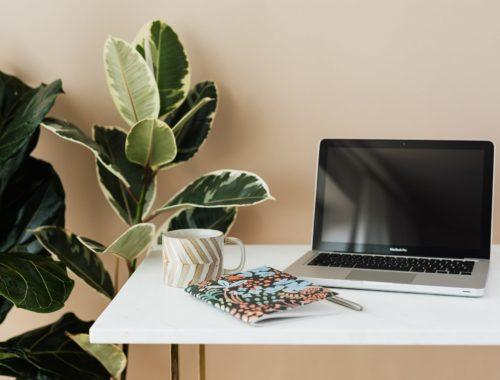 Image principale de l'article de Vanessa Lopes intitulé Le bilan un an de blogging